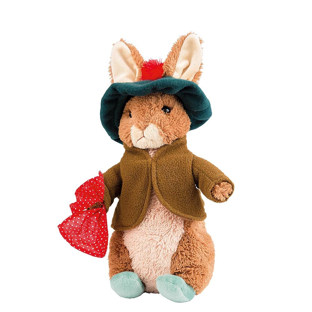 GUND Peter Rabbit Benjamin Bunny Large Soft Toy