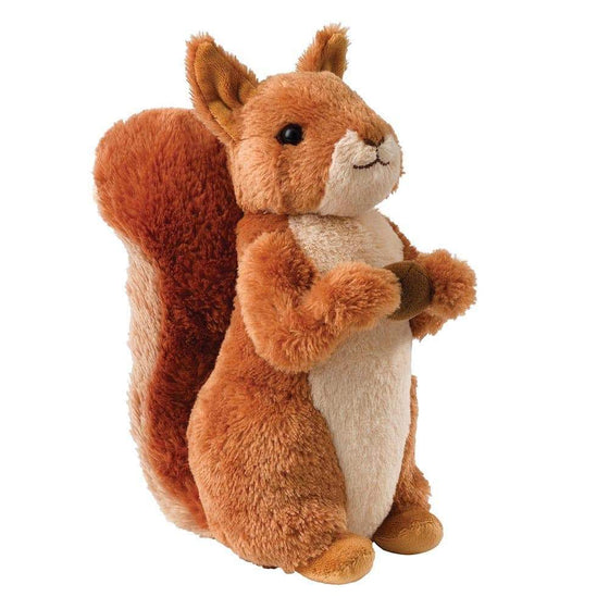 GUND Peter Rabbit Squirrel Nutkin Large Soft Toy