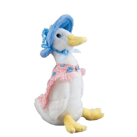 Jemima Puddle-Duck Medium Soft Toy - Peter Rabbit by Gund