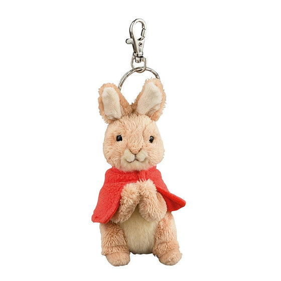 Flopsy Soft Toy Keyring - Peter Rabbit by Gund