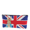 Peter Rabbit Union Jack Pencil Case by Beatrix Potter