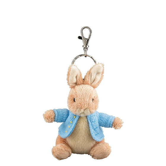 GUND® Peter Rabbit Soft Toy Keyring