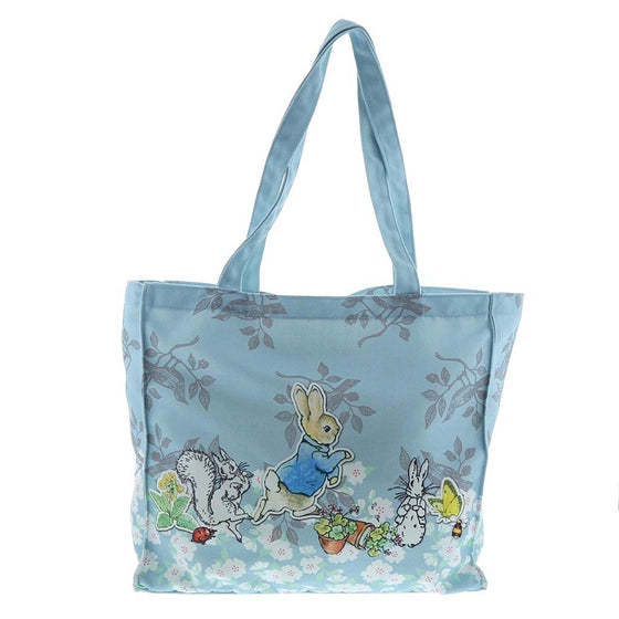 Peter Rabbit Tote Bag by Beatrix Potter