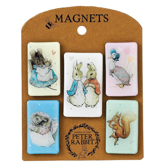 Characters Magnet Set by Beatrix Potter