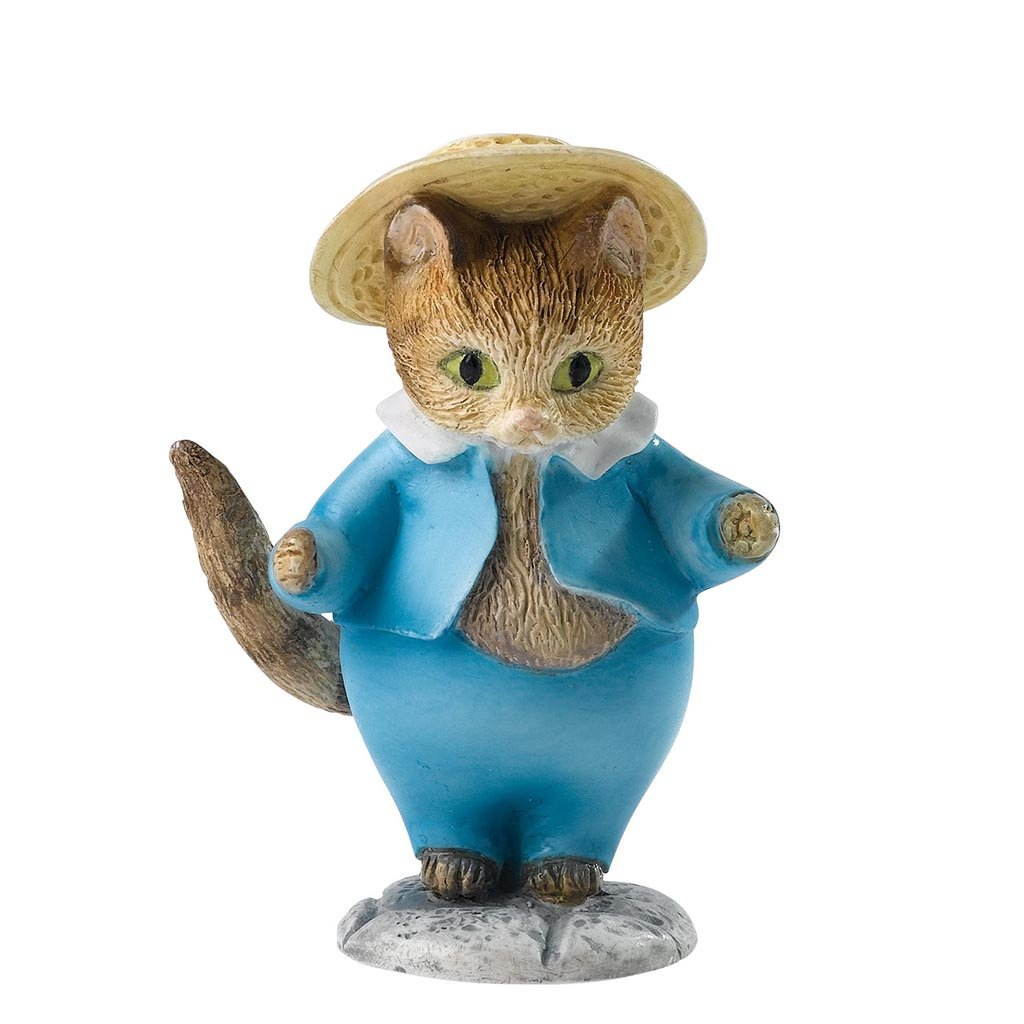 Tom Kitten Figurine by Beatrix Potter