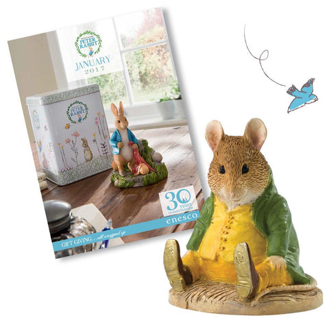 Friends of Peter Rabbit 2017 One Year Membership Overseas