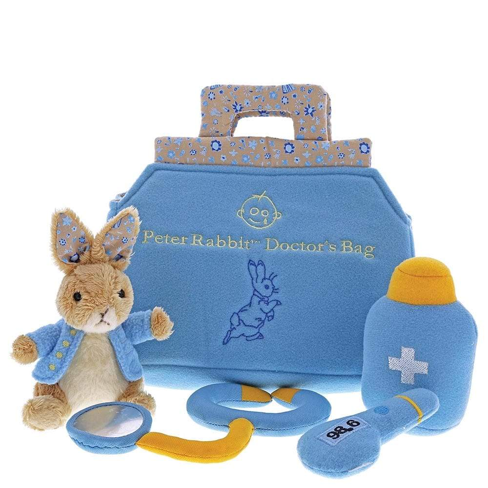 Beatrix Potter Great Ormond Street Peter Rabbit Doctors Bag