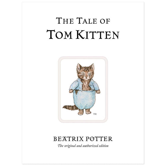 The Tale of Tom Kitten Book