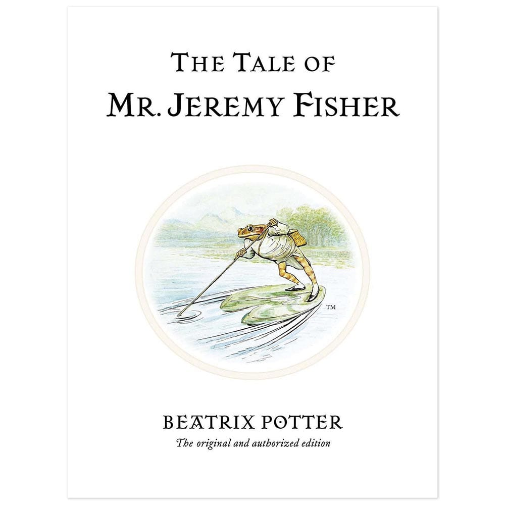 The Tale of Mr. Jeremy Fisher Book