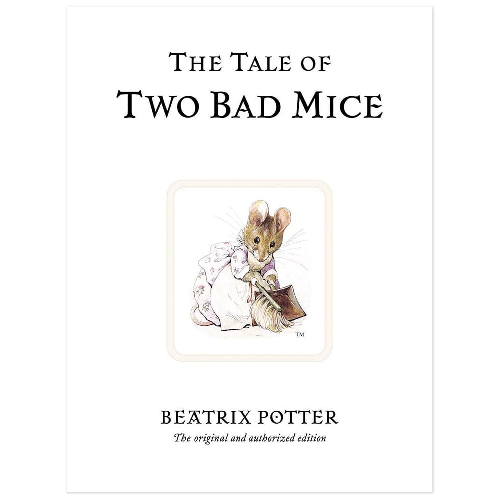 The Tale of Two Bad Mice Book