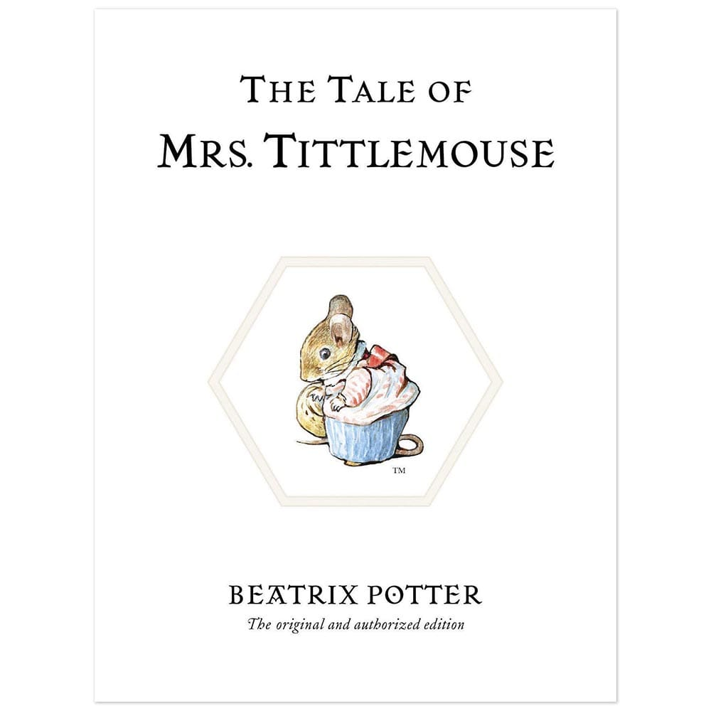 The Tale of Mrs. Tittlemouse Book