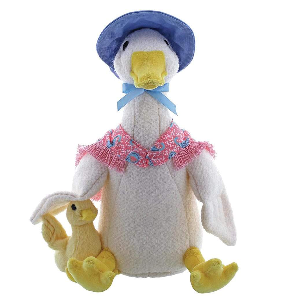 Jemima Puddle-Duck with Duckling Limited Edition 500