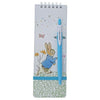 Peter Rabbit Spiral Notepad and Pen by Beatrix Potter