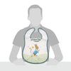 Peter Rabbit Childrens Bib by Beatrix Potter
