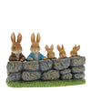 Benjamin, Peter, Flopsy, Mopsy and Cotton-Tail Member-only Figurine