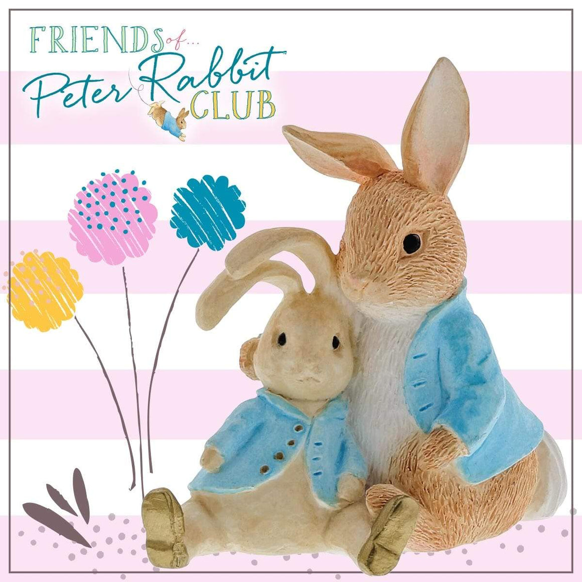 Friends of Peter Rabbit 2021 One Year Membership UK