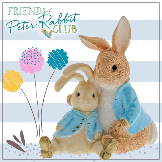 Friends of Peter Rabbit 2021 One Year Membership Overseas