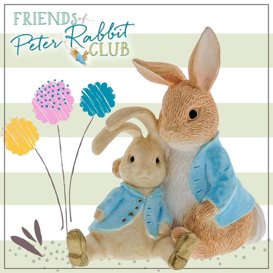 Friends of Peter Rabbit 2021 One Year Renewal Overseas