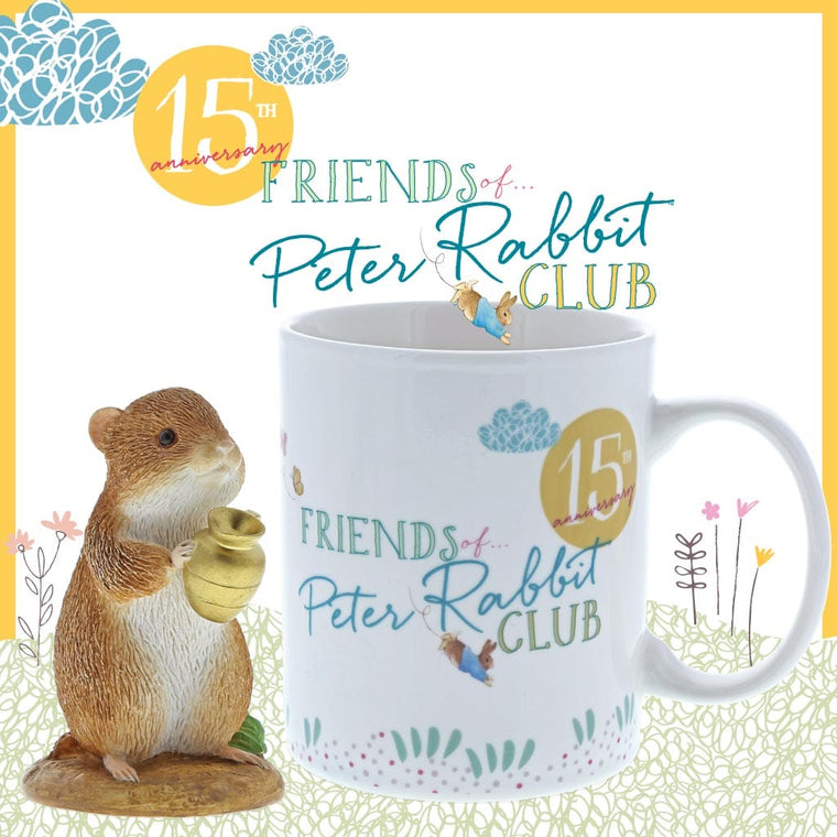 Friends of Peter Rabbit™ 2018 One Year New Membership Overseas