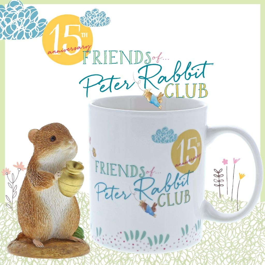 Friends of Peter Rabbit™ 2018 Two Year New Membership Overseas