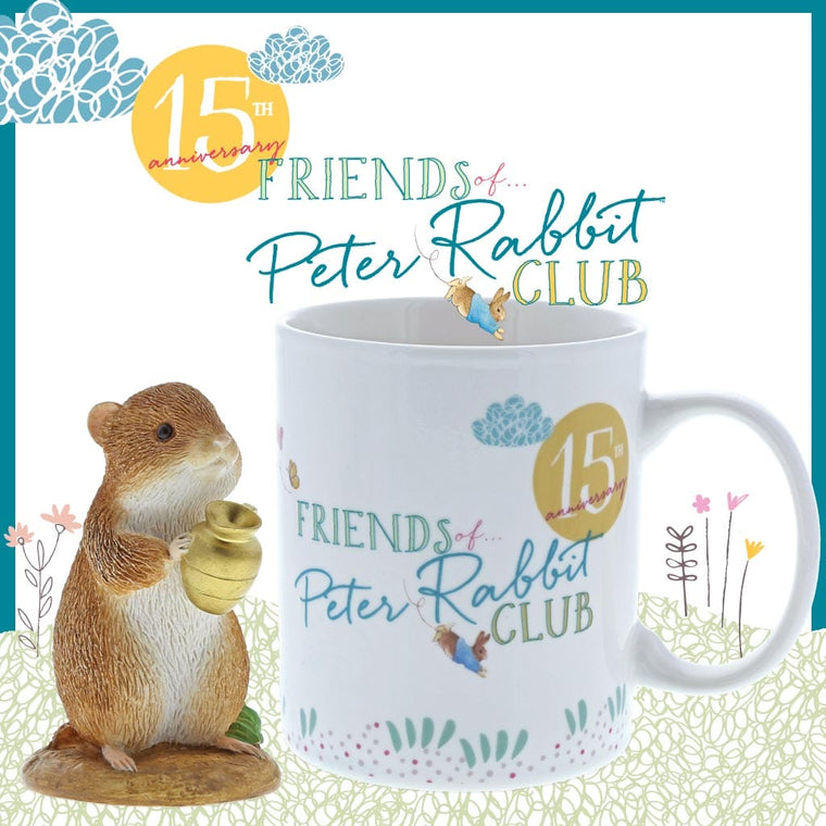 Friends of Peter Rabbit™ 2018 Two Year Renewal Membership Overseas