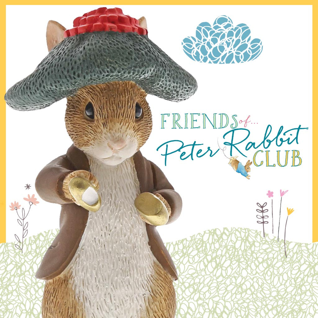 Friends of Peter Rabbit™ 2019 One Year New Membership Overseas