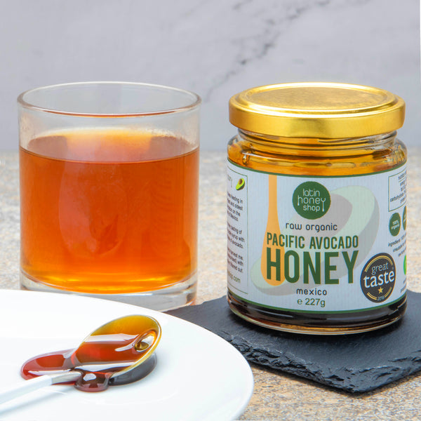 A Trick To Lose Weight With Raw Organic Honey