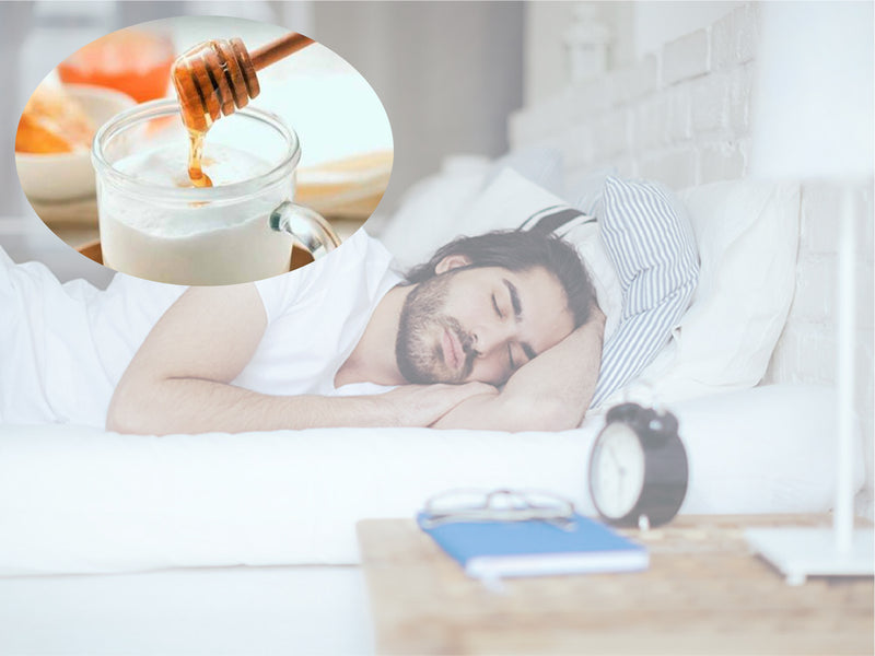 How Can Raw Honey Help You Sleep?