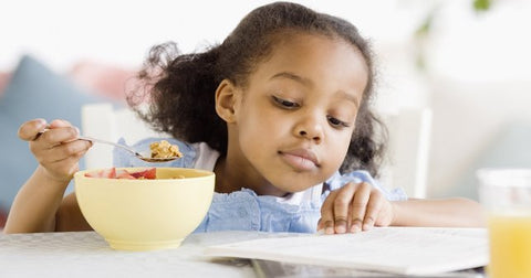 Five Benefits Of Adding Raw Organic Honey To Your Child's Breakfast