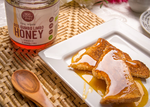 Raw Organic Red Gumbo Limbo Honey