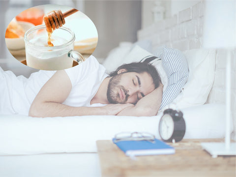 How Can Raw Honey Help You Sleep