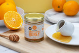 Latin Honey Shop 10+ Active Raw Organic Orange Blossom Honey From Mexico