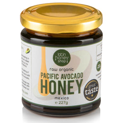 Latin Honey Shop Raw Organic Pacific Avocado Honey From Mexico