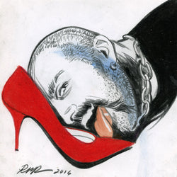The Red Shoe!