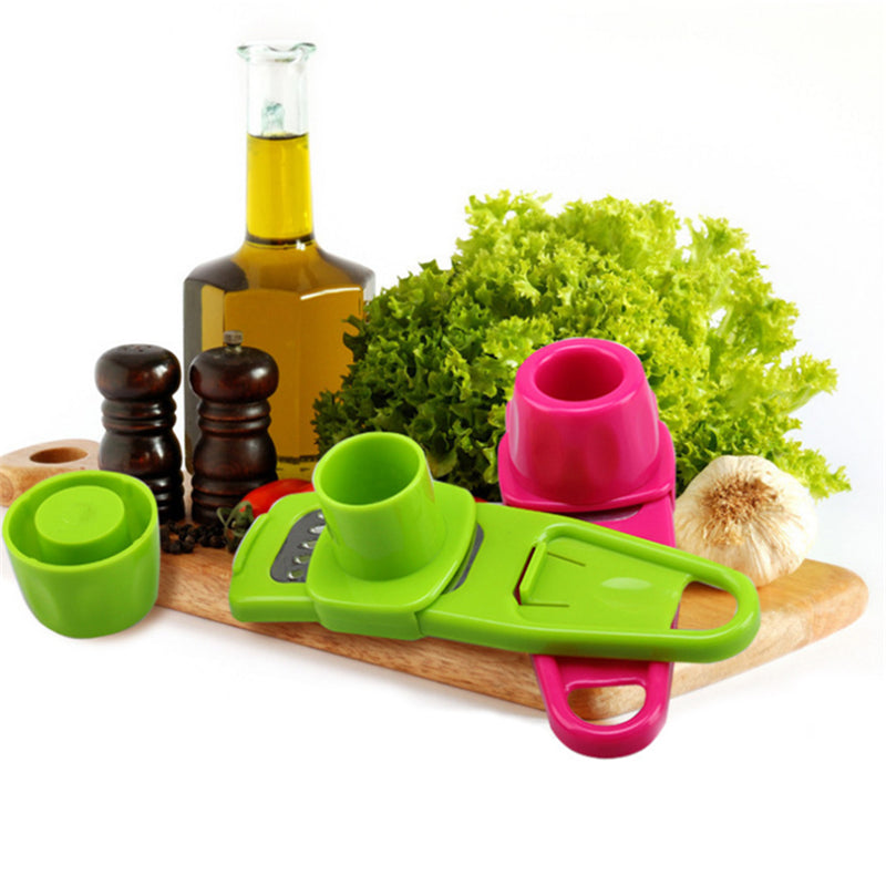 Multi Functional Ginger & Garlic Grater