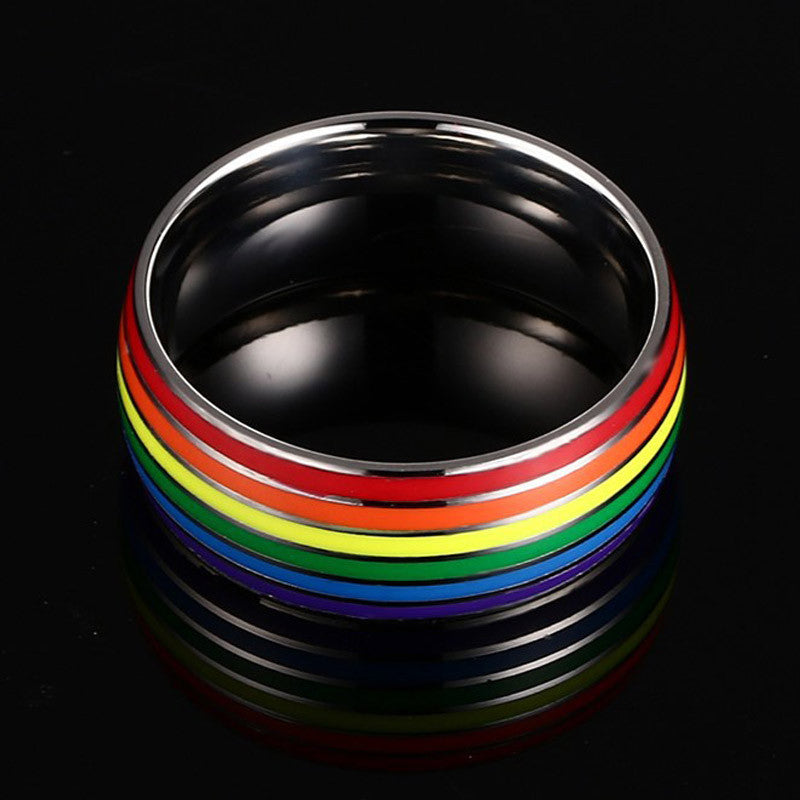 Rainbow Ring II