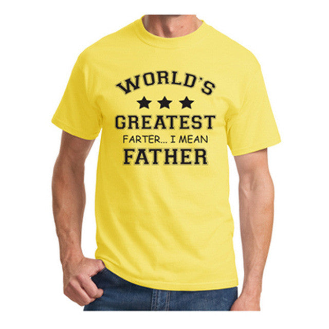 World's Greatest Father - Tees