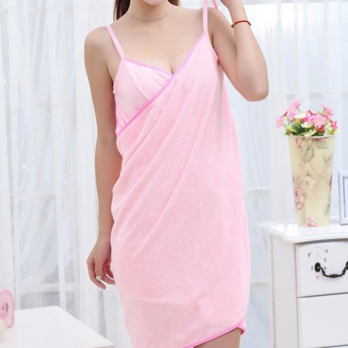 Wearable Bath Towel / robe