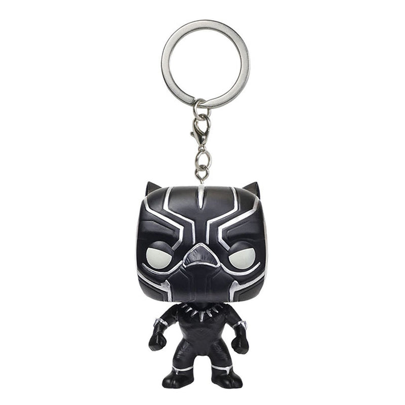 Super Hero Black Panther Key-chain