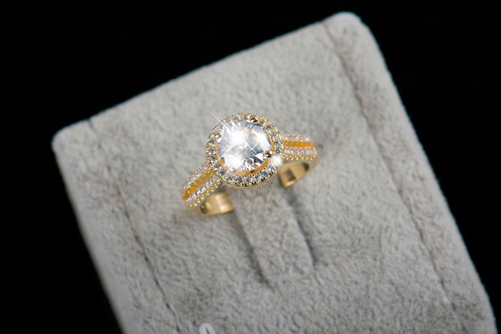 Trendy 925 Sterling Silver Ring