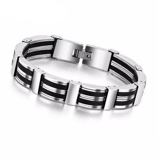 Men's Fashion Stainless Steel Bracelet