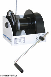 WW Worm Gear Winches Price Reduction