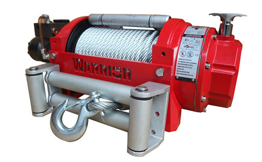 RV 15000 Hydraulic Winch