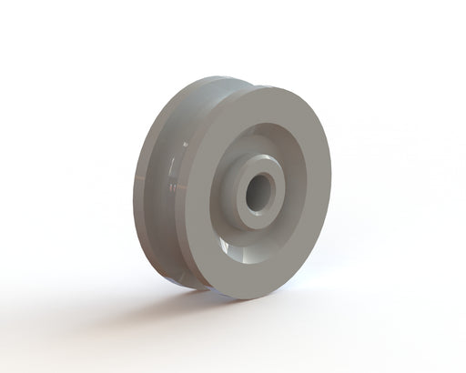 WEBI Pulley, Type ETT-190P- Polymide (PA 6 white) Pulley