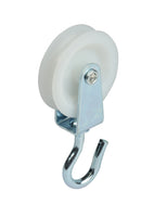 WEBI Pulley Type ETT-198P - Polymide Pulley with Rotating Steel Hook (ETTER)