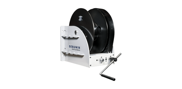 GEBUWIN | WW Type 2000kg - 7500kg GR/D Worm gear hand winch (WG Type) Ref: 156-1