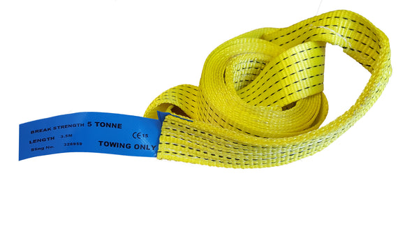 50mm webbing for Towing