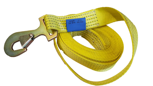 50mm webbing with hook