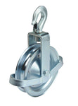 WEBI Pulley Type ETT-201 - Construction Site Pulley with Rotating Steel Hook (ETTER)