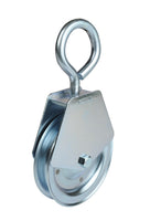 WEBI Pulley Type ETT-202 - Construction Site Pulley with Rotating Steel Hook for Scaffolding (ETTER)